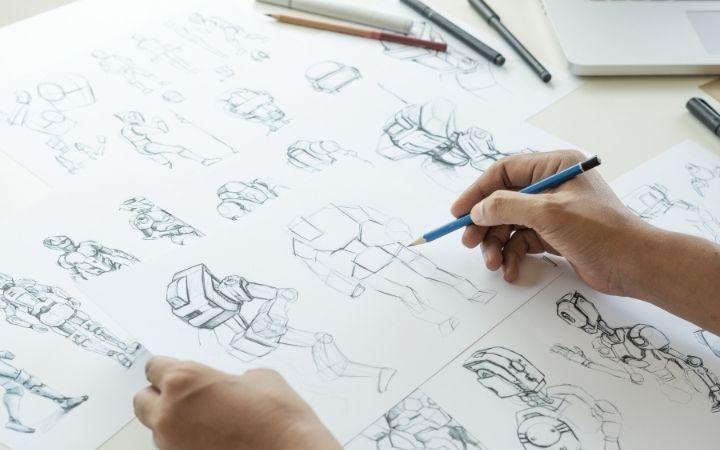 キャラクターデザイナーの年収はどのくらい?なり方や必要なスキルは?